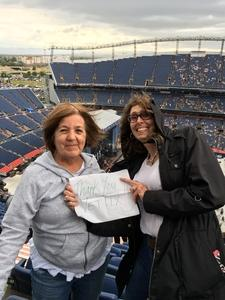 Michelle attended Kenny Chesney: Trip Around the Sun Tour on Jun 30th 2018 via VetTix