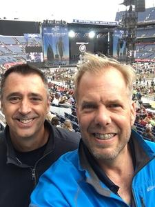 Andrew attended Kenny Chesney: Trip Around the Sun Tour on Jun 30th 2018 via VetTix
