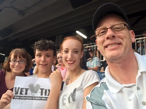 Steven attended Taylor Swift Redemption Stadium Tour on Jul 27th 2018 via VetTix