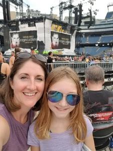 Kirsten attended Taylor Swift Redemption Stadium Tour on Jul 27th 2018 via VetTix
