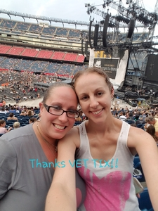 Michelle attended Taylor Swift Redemption Stadium Tour on Jul 27th 2018 via VetTix