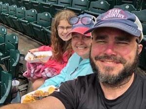 Ernest attended Colorado Rockies vs. Arizona Diamondbacks - MLB on Jul 11th 2018 via VetTix