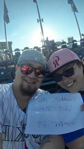 Miguel attended Colorado Rockies vs. Arizona Diamondbacks - MLB on Jul 11th 2018 via VetTix