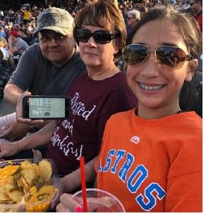 Ruben attended Colorado Rockies vs. Arizona Diamondbacks - MLB on Jul 11th 2018 via VetTix