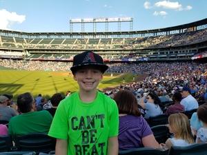 Michael attended Colorado Rockies vs. Arizona Diamondbacks - MLB on Jul 11th 2018 via VetTix