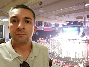 Nicolas attended Pfl 3 - Shields vs. Cooper - Professional Mixed Martial Arts - Presented by Professional Fighters League on Jul 5th 2018 via VetTix