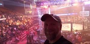 Jason attended Pfl 3 - Shields vs. Cooper - Professional Mixed Martial Arts - Presented by Professional Fighters League on Jul 5th 2018 via VetTix