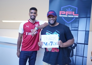 Page attended Pfl 3 - Shields vs. Cooper - Professional Mixed Martial Arts - Presented by Professional Fighters League on Jul 5th 2018 via VetTix