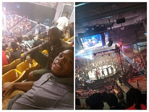 RoLenn attended Pfl 3 - Shields vs. Cooper - Professional Mixed Martial Arts - Presented by Professional Fighters League on Jul 5th 2018 via VetTix