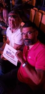 Raf attended Pfl 3 - Shields vs. Cooper - Professional Mixed Martial Arts - Presented by Professional Fighters League on Jul 5th 2018 via VetTix