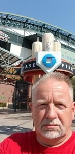 Phillip attended Arizona Diamondbacks vs. Texas Rangers - MLB on Jul 31st 2018 via VetTix