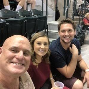 Tibor attended Arizona Diamondbacks vs. Texas Rangers - MLB on Jul 31st 2018 via VetTix