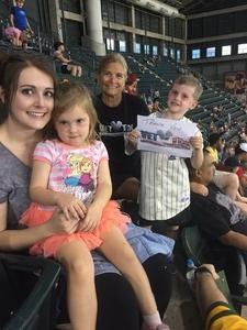Debra attended Arizona Diamondbacks vs. Texas Rangers - MLB on Jul 31st 2018 via VetTix
