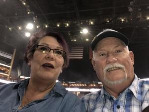 Roger attended Arizona Diamondbacks vs. San Francisco Giants - MLB on Aug 4th 2018 via VetTix