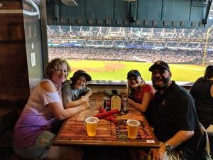 Brian attended Arizona Diamondbacks vs. San Francisco Giants - MLB on Aug 4th 2018 via VetTix