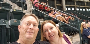 Douglas attended Arizona Diamondbacks vs. Seattle Mariners - MLB on Aug 24th 2018 via VetTix