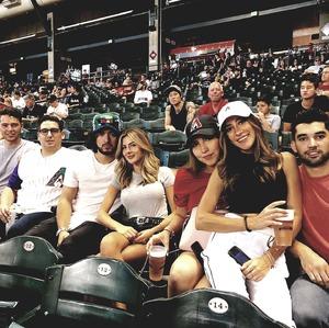 Kristoffer attended Arizona Diamondbacks vs. Seattle Mariners - MLB on Aug 24th 2018 via VetTix