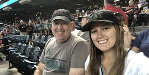Chris attended Arizona Diamondbacks vs. San Diego Padres - MLB on Sep 3rd 2018 via VetTix