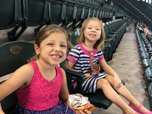 Edward attended Arizona Diamondbacks vs. Colorado Rockies - MLB on Sep 23rd 2018 via VetTix