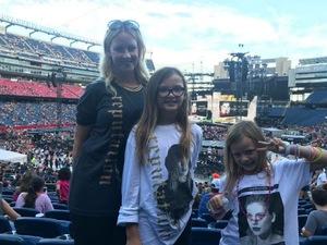 Grant attended Taylor Swift Reputation Stadium Tour - Pop on Jul 26th 2018 via VetTix