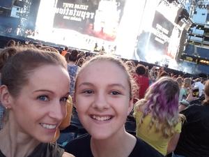 Heather attended Taylor Swift Reputation Stadium Tour - Pop on Jul 26th 2018 via VetTix