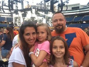 Craig attended Taylor Swift Reputation Stadium Tour - Pop on Jul 26th 2018 via VetTix