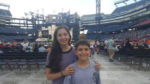 Nic Fort attended Taylor Swift Reputation Stadium Tour - Pop on Jul 26th 2018 via VetTix