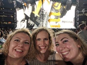 Joel attended Taylor Swift Reputation Stadium Tour - Pop on Jul 26th 2018 via VetTix