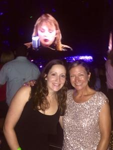 Christie attended Taylor Swift Reputation Stadium Tour - Pop on Jul 26th 2018 via VetTix