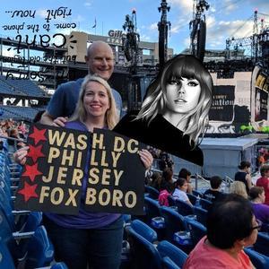 Jeff attended Taylor Swift Reputation Stadium Tour - Pop on Jul 26th 2018 via VetTix