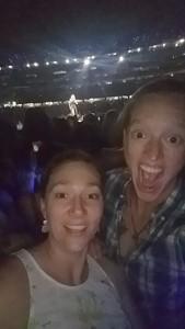 Caitlin attended Taylor Swift Reputation Stadium Tour on Jul 27th 2018 via VetTix