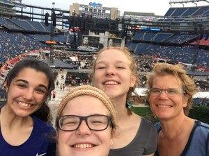 heather attended Taylor Swift Reputation Stadium Tour on Jul 28th 2018 via VetTix