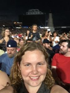 Sarah attended Taylor Swift Reputation Stadium Tour on Jul 28th 2018 via VetTix