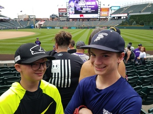 Joni attended Colorado Rockies vs. Seattle Mariners - MLB - Military Appreciation on Jul 15th 2018 via VetTix