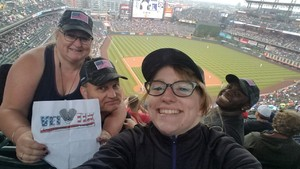 Robert attended Colorado Rockies vs. Seattle Mariners - MLB - Military Appreciation on Jul 15th 2018 via VetTix