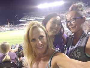 Jessica attended Colorado Rockies vs. Seattle Mariners - MLB - Military Appreciation on Jul 15th 2018 via VetTix