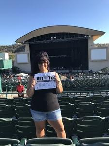 Lisa attended Stars Align Tour: Jeff Beck & Paul Rodgers and Ann Wilson of Heart on Jul 22nd 2018 via VetTix