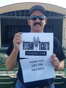 John attended Stars Align Tour: Jeff Beck & Paul Rodgers and Ann Wilson of Heart on Jul 22nd 2018 via VetTix