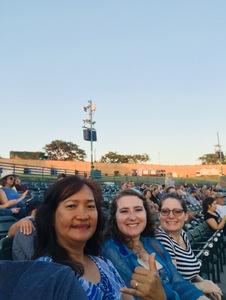 Lourdes attended Stars Align Tour: Jeff Beck & Paul Rodgers and Ann Wilson of Heart on Jul 22nd 2018 via VetTix