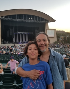 Raphael attended Stars Align Tour: Jeff Beck & Paul Rodgers and Ann Wilson of Heart on Jul 22nd 2018 via VetTix