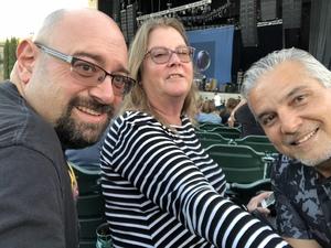 Dave attended Stars Align Tour: Jeff Beck & Paul Rodgers and Ann Wilson of Heart on Jul 22nd 2018 via VetTix