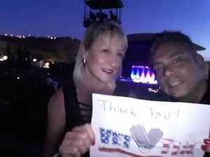 Eric G. attended Stars Align Tour: Jeff Beck & Paul Rodgers and Ann Wilson of Heart on Jul 22nd 2018 via VetTix