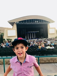 Wilbum attended Stars Align Tour: Jeff Beck & Paul Rodgers and Ann Wilson of Heart on Jul 22nd 2018 via VetTix