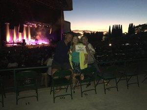 John attended Stars Align Tour: Jeff Beck & Paul Rodgers and Ann Wilson of Heart on Jul 22nd 2018 via VetTix