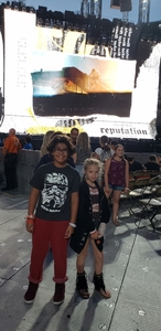 ORLANDO attended Taylor Swift Reputation Stadium Tour on Jul 22nd 2018 via VetTix