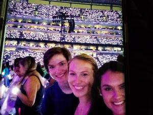 Kenneth attended Taylor Swift Reputation Stadium Tour on Jul 22nd 2018 via VetTix