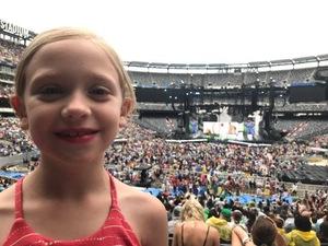 Wayne attended Taylor Swift Reputation Stadium Tour on Jul 22nd 2018 via VetTix