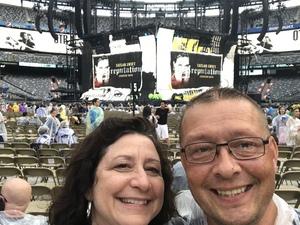 William attended Taylor Swift Reputation Stadium Tour on Jul 22nd 2018 via VetTix