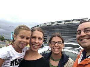Paul attended Taylor Swift Reputation Stadium Tour on Jul 22nd 2018 via VetTix