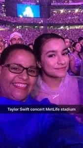 Benny attended Taylor Swift Reputation Stadium Tour on Jul 22nd 2018 via VetTix